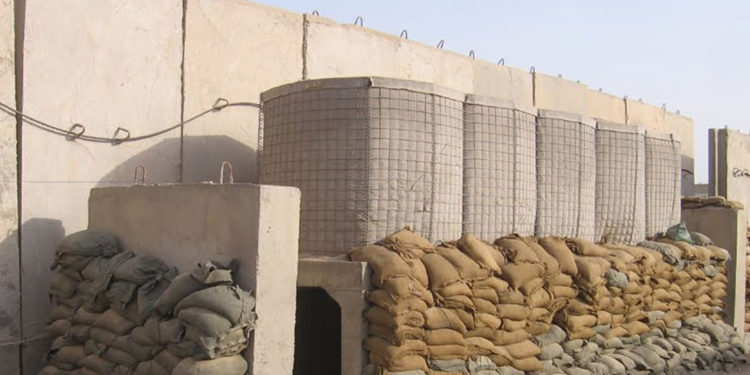 Blanket Purchase-Concrete Defence Barriers-