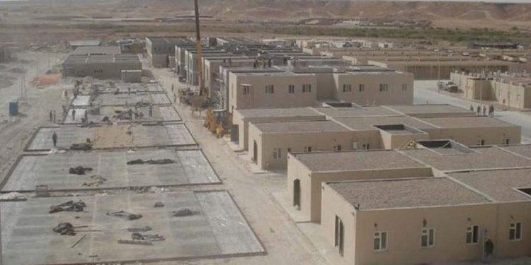 LGSU Camp Baghdadi